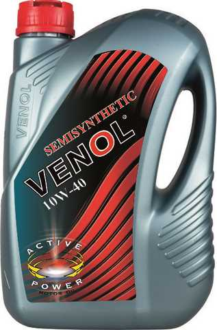 Kupić VENOL SEMISYNTHETIC ACTIVE 10W-40