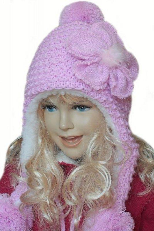 Kupić Czapka dziecięca zimowa z szalikiem 3694