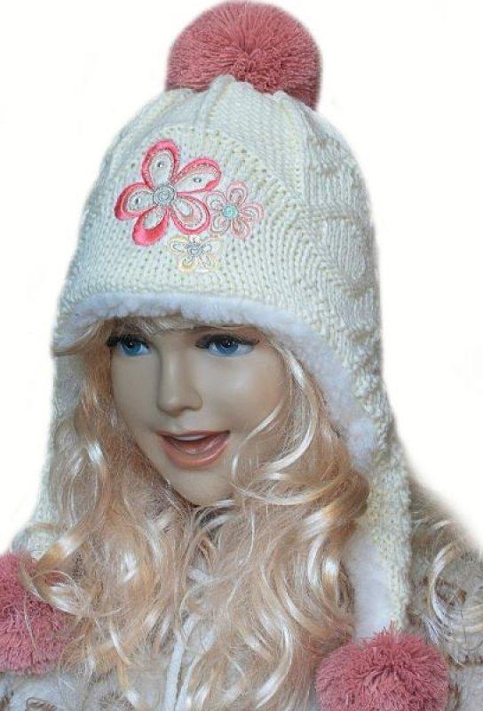 Kupić Czapka dziecięca zimowa z szalikiem 3697