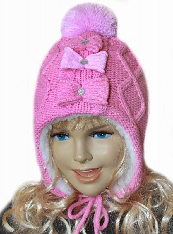 Kupić Czapka dziecięca zimowa z szalikiem 3701