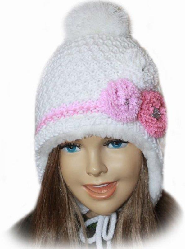 Kupić Czapka dziecięca zimowa z szalikiem 3695