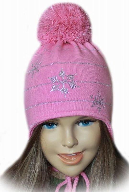Kupić Czapka dziecięca zimowa z szalikiem 3700