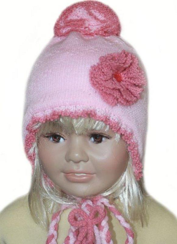 Kupić Czapka dziecięca zimowa z szalikiem 3702