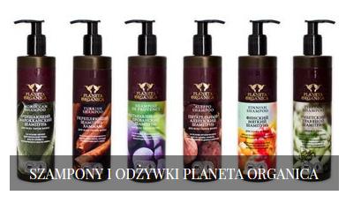 Kupić Szampony i odżywki Planeta Organica