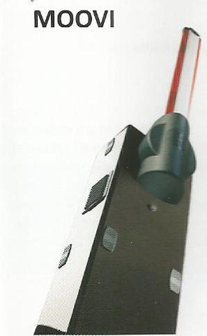 Kupić Szlabany elektromechaniczne Moovi z silnikiem zasilanym 230V