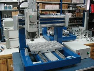 Kupić Produkcja małych frezarek numerycznych do metalu