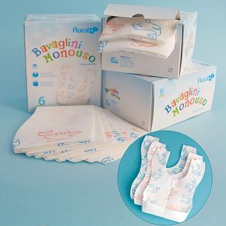 Kupić Jednorazowe dziecięce śliniaki stomatologiczne
