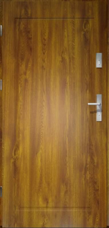 Kupić Drzwi stalowe APOLLO V1 - pełne - Produkt Polski