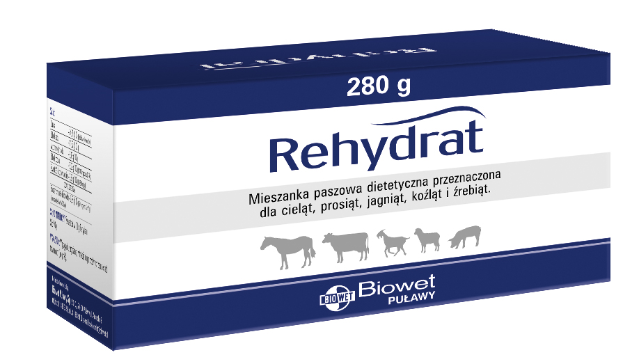 Kupić Rehydrat - preparat wieloelktrolitowy