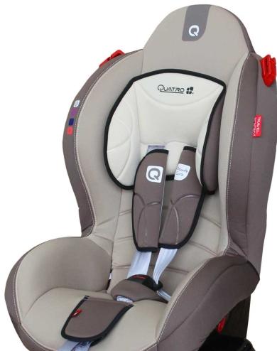 Kupić Fotel QUATRO MONTE CARLO przeznaczony dla dzieci od 9 do 25 kg (od ok. 9 miesiąca do ok. 8 lat