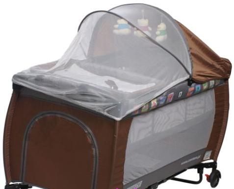Kupić Łóźko turystyczne CARETERO GRANDE przeznaczone dla dzieci od urodzenia do 15 kg