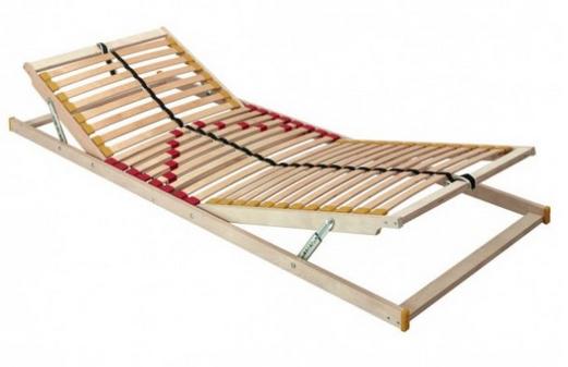 Stelaż łóżka Standard Max Plus Z Regulowanym Zagłówkiem I