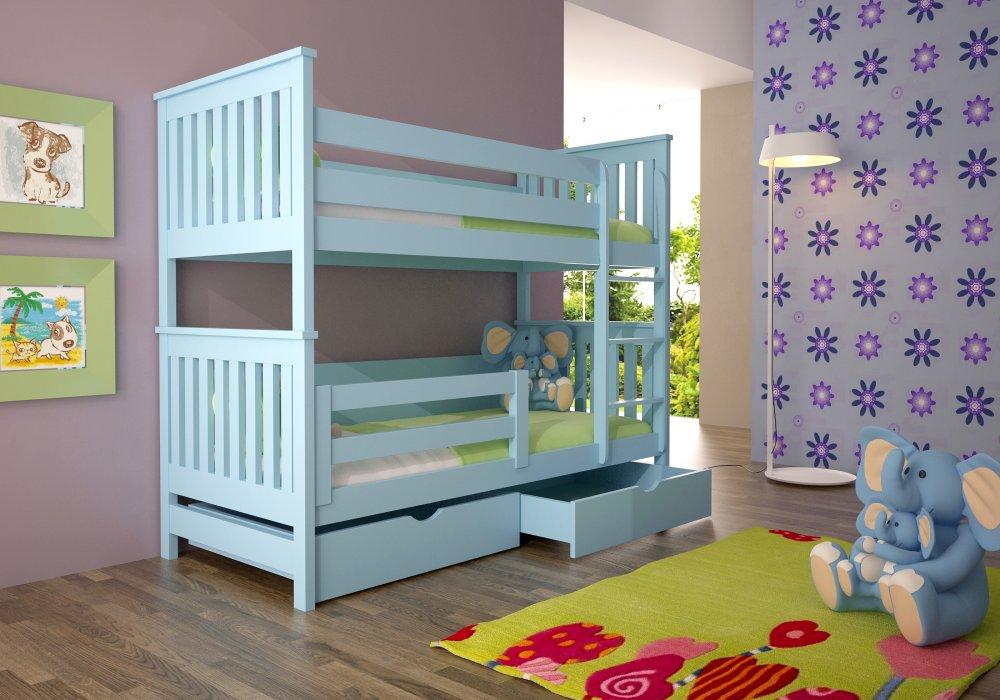 Kupić Łóżko dla dzieci piętrowe PATRYK