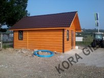 Kupić Domki drewniane letniskowe