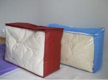 Kupić Walizki/torby szyte z wigofilu (PP) oraz/lub PCV kolor do uzgodnienia