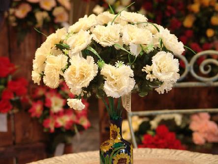 Kupić Bukiety sztucznych kwiatów