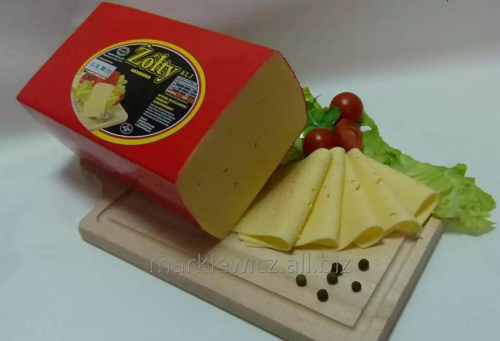 Kupić Produkt seropodobny Żółty blok ok 3,5 kg.