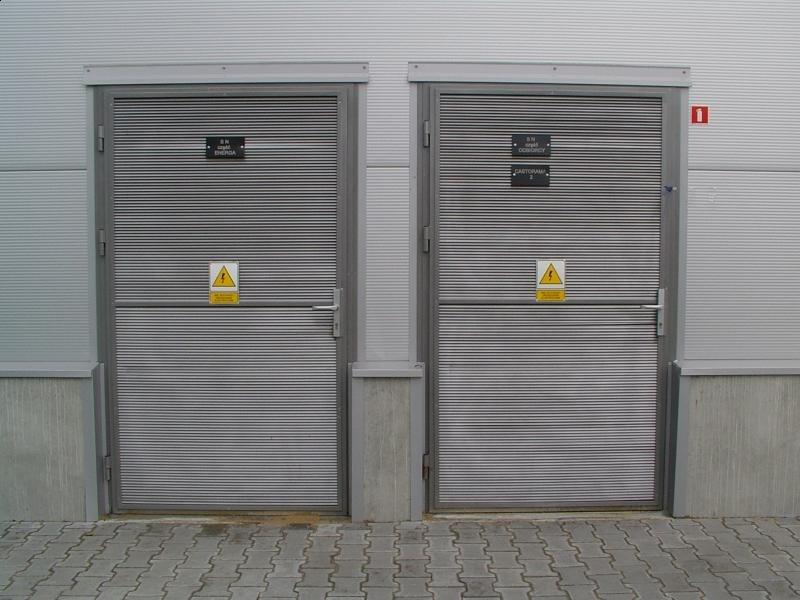 Kupić Drzwi do stacji transformatorowych
