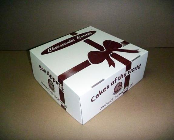 Kupić Opakowania tekturowe dla cukierni i przemysłu spożywczego
