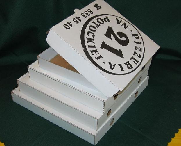 Kupić Kartony do pizzy