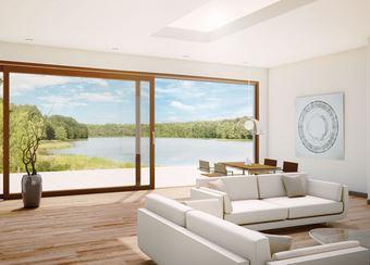 Kupić Okna drewniano- aluminiowe