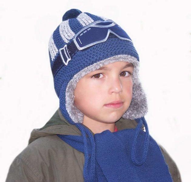 Kupić Czapka dziecieca zimowa z szalikiem 3230