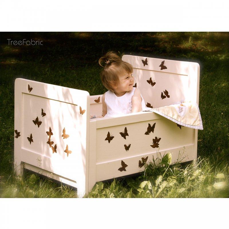 Kupić Łóżeczko Butterfly