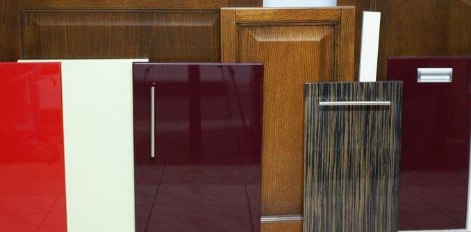 Kupić Fronty meblowe, fronty lakierowane na bazie płyty MDF