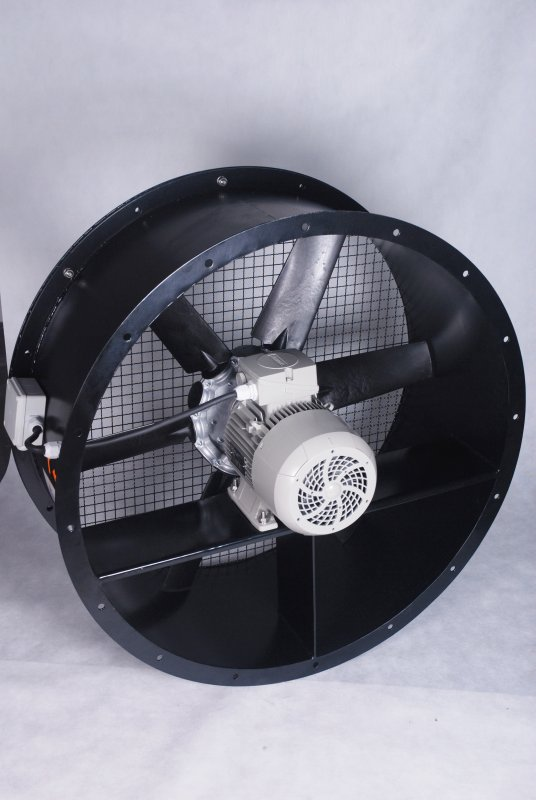 Buy The WKP 900 fan - for storages of potatoes, carrots and onions