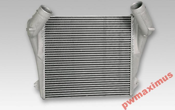 Kupić Chłodnica powietrza intercooler DAF