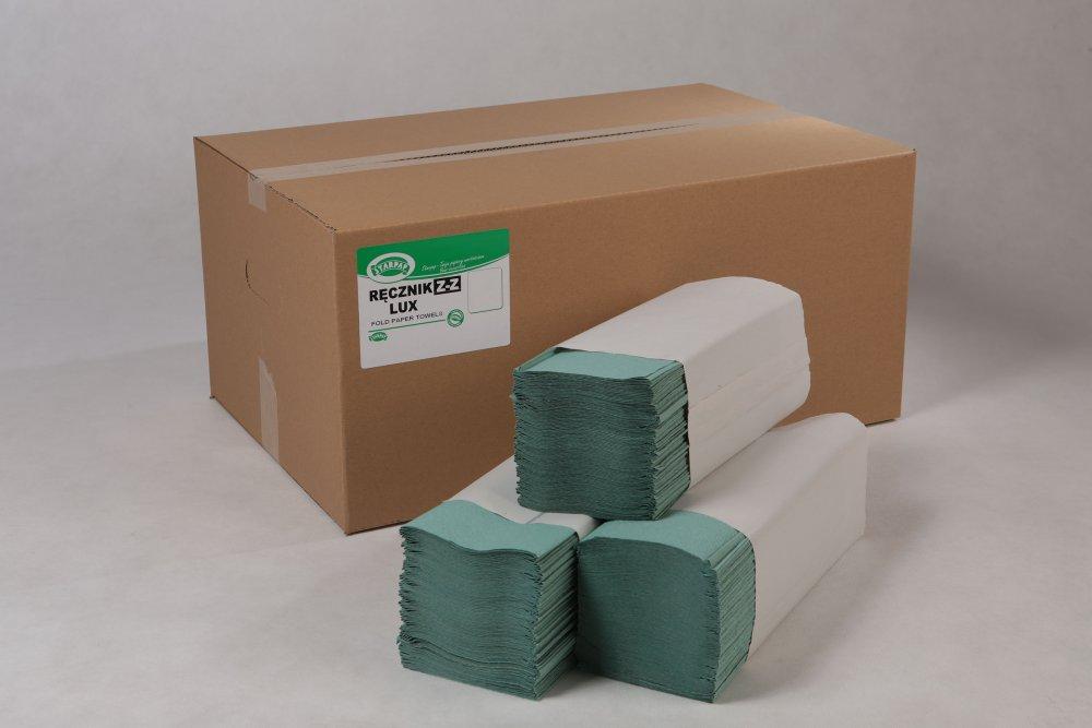 Kupić Recznik ZZ LUX 4000 Zielony
