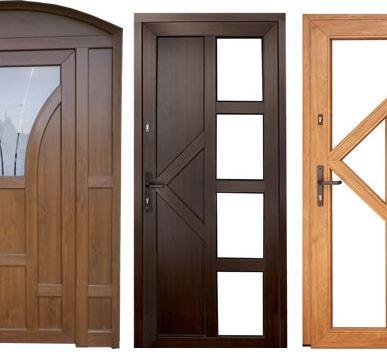 Kupić Drzwi PCV, nowoczesny wygląd, drzwi pozwalają uzyskać bardzo dobre parametry termoizolacyjne