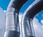 Kupić System MAT termoizolacji naziemnych sieci ciepłowniczych ze sztywnej pianki poliuretanowej zespolonej z blaszanym płaszczem ochronnym