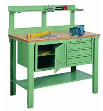Kupić System stołów warsztatowych ST, przeznaczone do wyposażenia zakładów produkcyjnych jak również przydomowych warsztatów