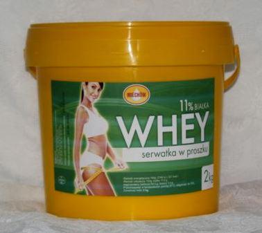 Kupić Serwatki w proszku, serwatka WHEYw proszku (dla niej) 2 kg