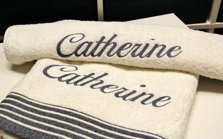 Kupić Ręczniki haftowane.