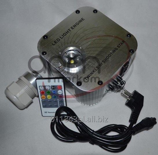 Kupić Generator świetlny LTS-27W RGB LED migotanie.