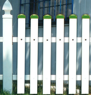 Kupić Płoty z PVC różne rodzaje przęseł