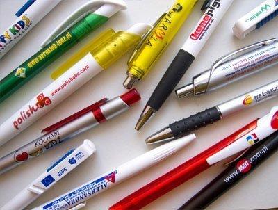 Kupić Długopisy reklamowe
