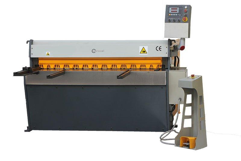 Kupić Mechaniczne nożyce gilotynowe EUROMET NG3.2x1500