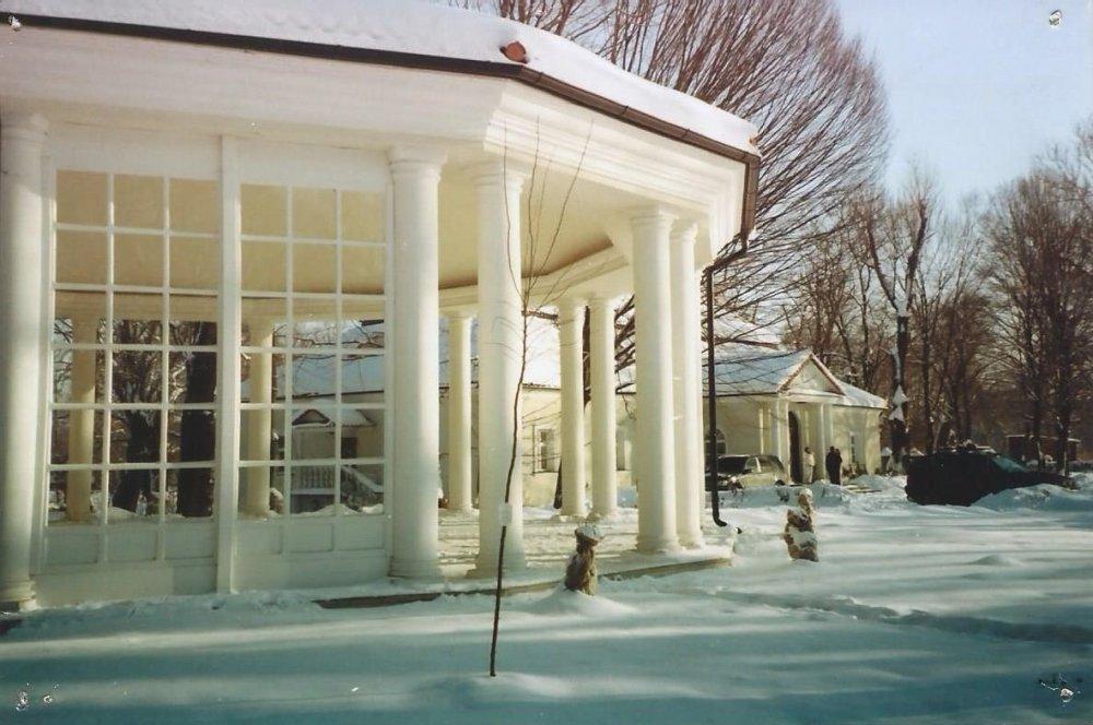 Kupić Altany ogrodowe z kolumn betonowych. Można zastosować wszystkie rodzaje kolumn, produkowanych przez firmę: cylindryczne, stożkowe, beczkowe