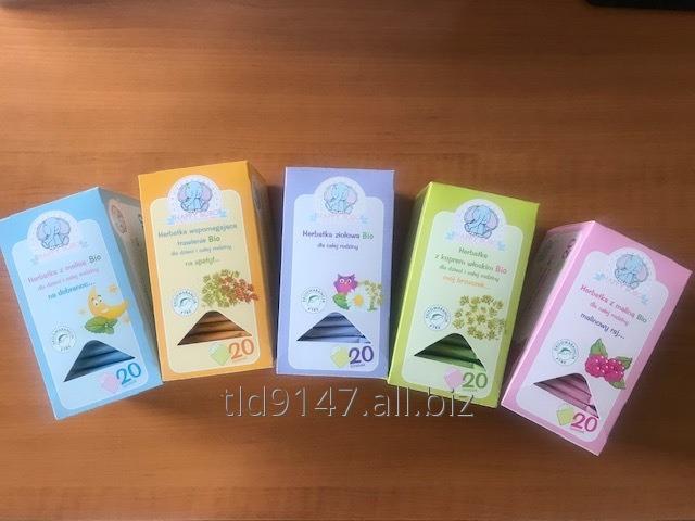 Kupić Herbatki BIO (dla dzieci i całej rodziny)