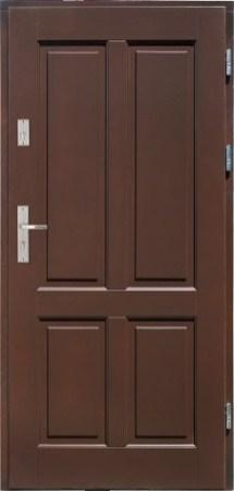 Kupić Drzwi zewnętrzne drewniane