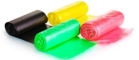 Kupić Worki na śmieci z polietylenu