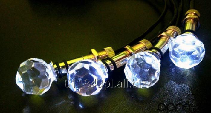 Kupić Zestaw crystal led ball 5x1W.