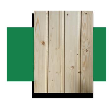 Kupić Podbitka i boazeria z drewna świerkowego