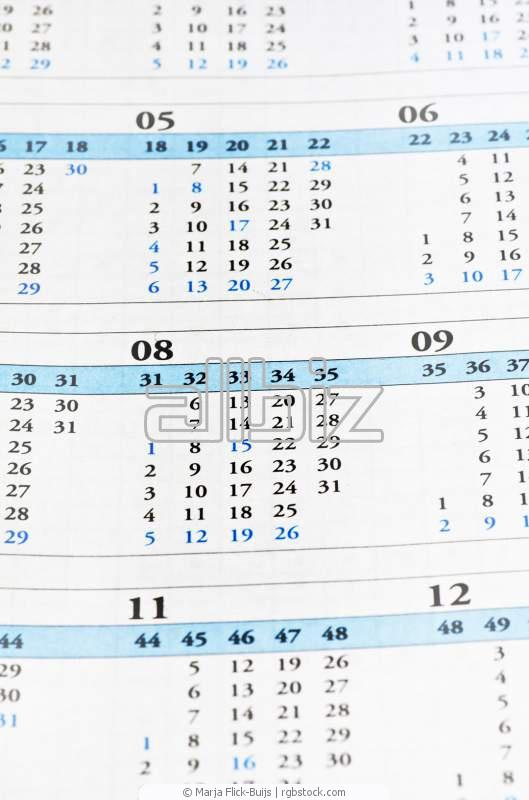 Kupić Kalendarze oraz plakaty listwowe