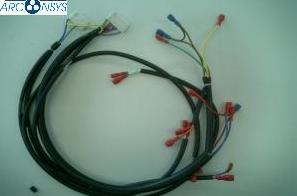 Kupić Wiązki elektryczne z kabli dostosowane do standardów VDE, HAR oraz UL/CSA