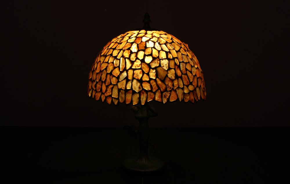 Kupić Lampa bursztynowa
