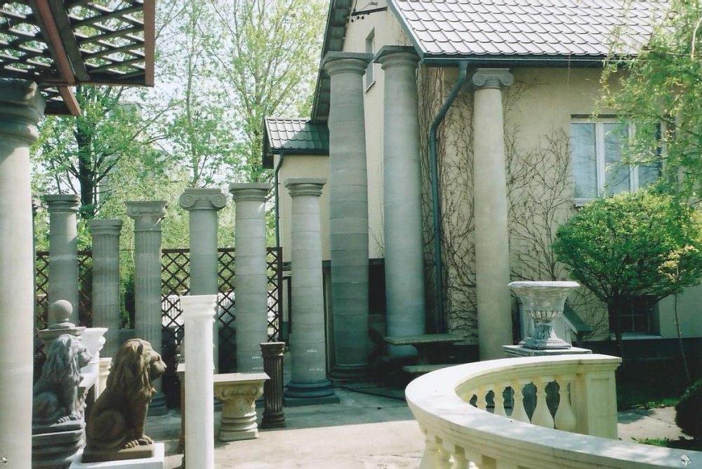 Kupić Kolumny architektoniczne z betonu